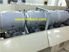 Extruder barrel insulation blankets-Energy saving upto 20%-40%