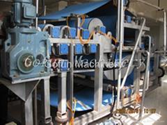 belt press juice extractor