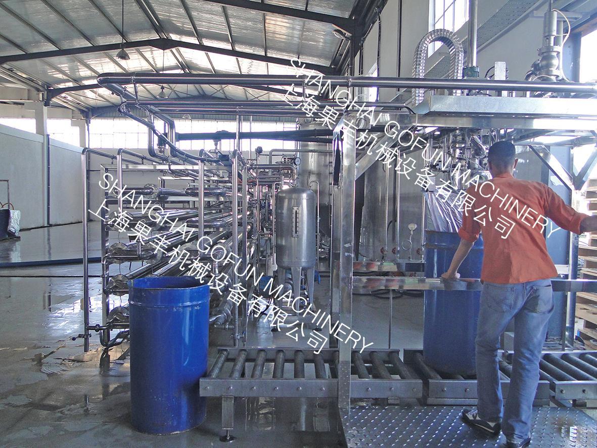 tomato paste production complete line 5