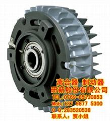 EPB-K-100/050/025/015空心轴磁粉制动器