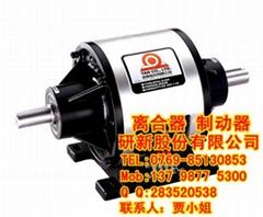 EFUL-Z-015/025/050/100/200/400电磁离合制动器组