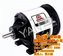 EFUF-Z-015/025/050/100单法兰电磁离合制动器组
