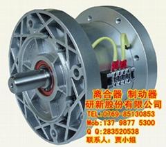 EFVF-Z-100/200/050雙法蘭電磁離合制動器組