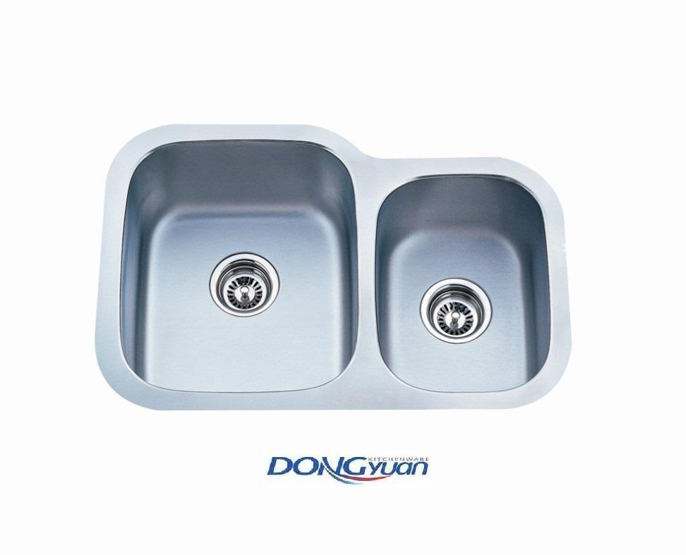 Guangdong Dongyuan Kitchenware Stainless steel undermount sink 1