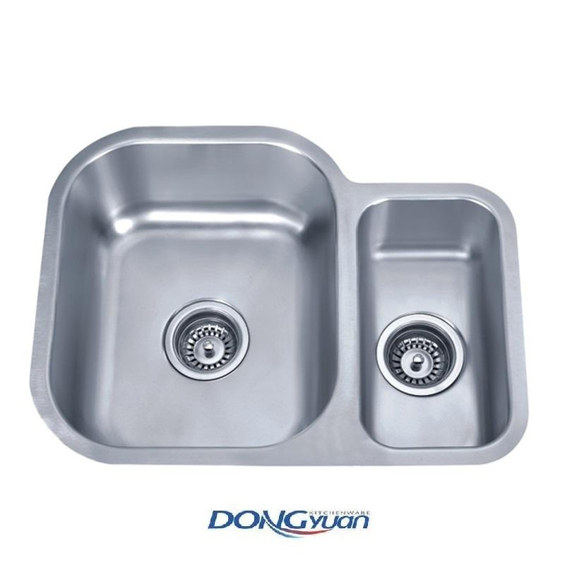Guangdong Dongyuan Kitchenware Drawn stainless steel sinks 1