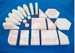氧化铝防弹陶瓷插板