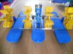 水車式增氧機