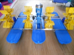 water-wheel paddle  impeller aerator
