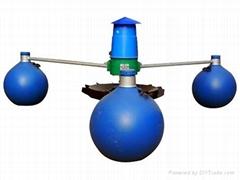 葉輪式增氧機