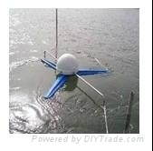 2014 New Arrival Aquaculture Auto Water-Ploughing Avoid The Water Freezing Aerat
