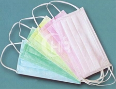 disposable medical nonwoven masks