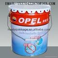 20L metal paint pail