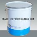 15L metal drums with one beading line