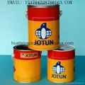 1gallon tinplate round can with plastic