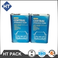 engine oil motor oil  tin can metal container for car paint 4