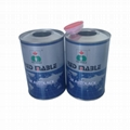 Prime tinplate motor oil can with screw neck ht china for Private label motor oil manufacturer
