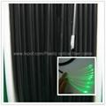 Plastic optical fiber cable.POF cable,PMMA cable 3