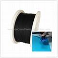 Plastic optical fiber cable.POF cable,PMMA cable 4