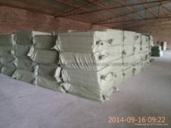 焦炉内衬用耐火硅酸铝纤维板