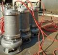 全不锈钢耐腐蚀排污泵