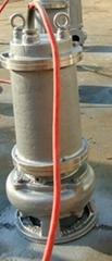 高温切割排污泵