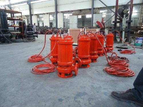 耐高温污水泵 5