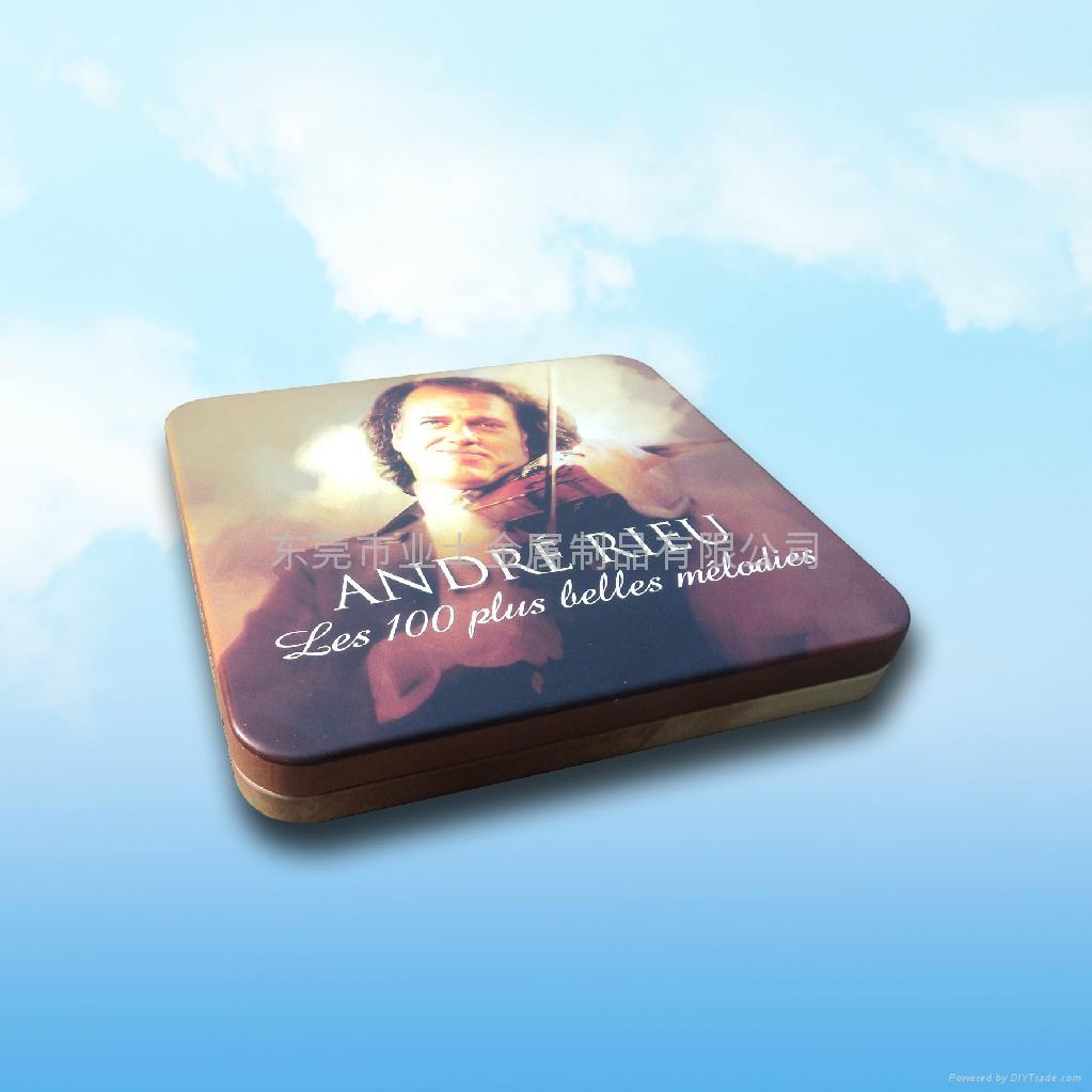 马口铁CD盒 4
