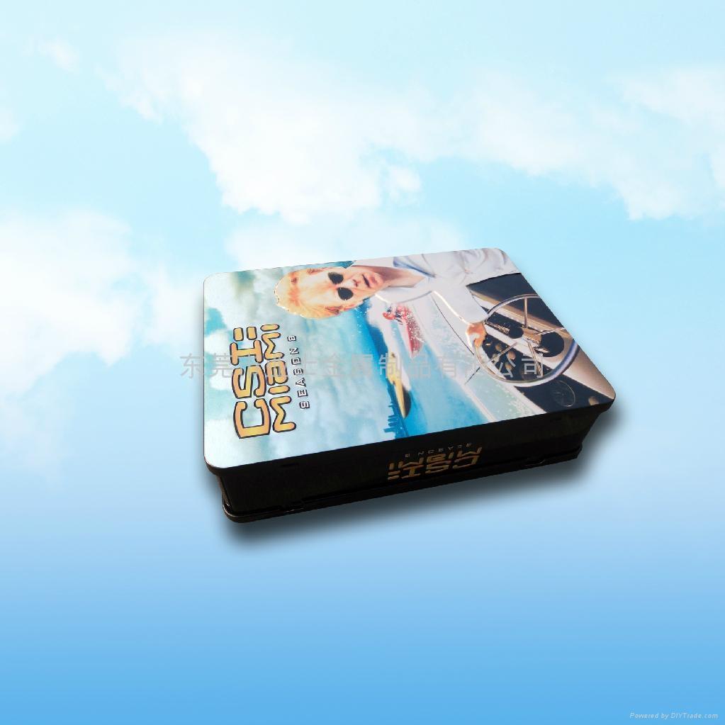 马口铁CD盒 5