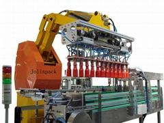 礦泉水裝箱機器人