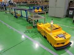 AGV自動輸送車