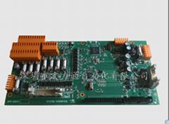工业控制接口板 PCBA GT