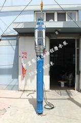 粗短矿用潜水泵