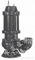 WQ型不锈钢排污泵