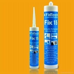 澳洲原裝進口海洋館專用密封膠 FIX15 300ML