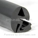 Rubber Glazing seal
