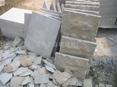柏坡黃石材
