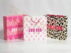 生產化妝品手提紙袋