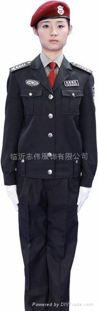 临沂保安员执勤服 1