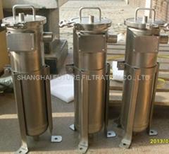 不鏽鋼袋式過濾器生產廠家