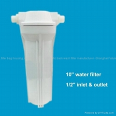 "10"" water filter, water purifier"