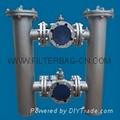 双联滤油器过滤器