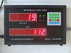 HQ-210操作簡單連接大屏幕水泥計數器