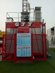 京龍施工電梯天津京龍昇降機廣州京龍施工昇降機 SC200/200TD施工昇降機