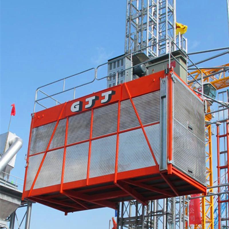 天津京龙SC360GZ施工升降机 西安京龙升降机G J J SC360 1