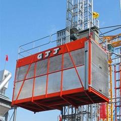 天津京龍SC360GZ施工昇降機 西安京龍昇降機G J J SC360