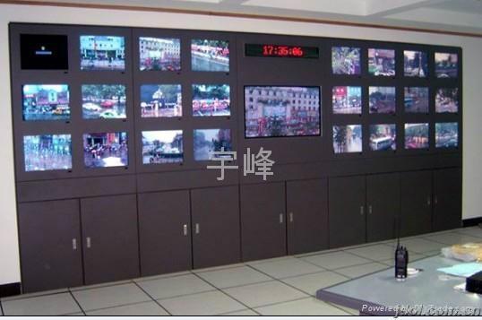 监控屏幕墙 1