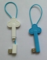 Archaized Key Shape USB TO Lightning