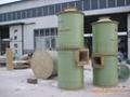 玻璃钢锅炉除尘器 3