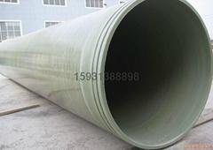 玻璃鋼夾砂管道