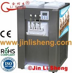Jin Li Sheng BQ322A Counter top Soft Ice Cream Machine  (Hot Product - 1*)